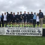 Boys Cross Country-6A STATE CHAMPS, Region 7 Champs