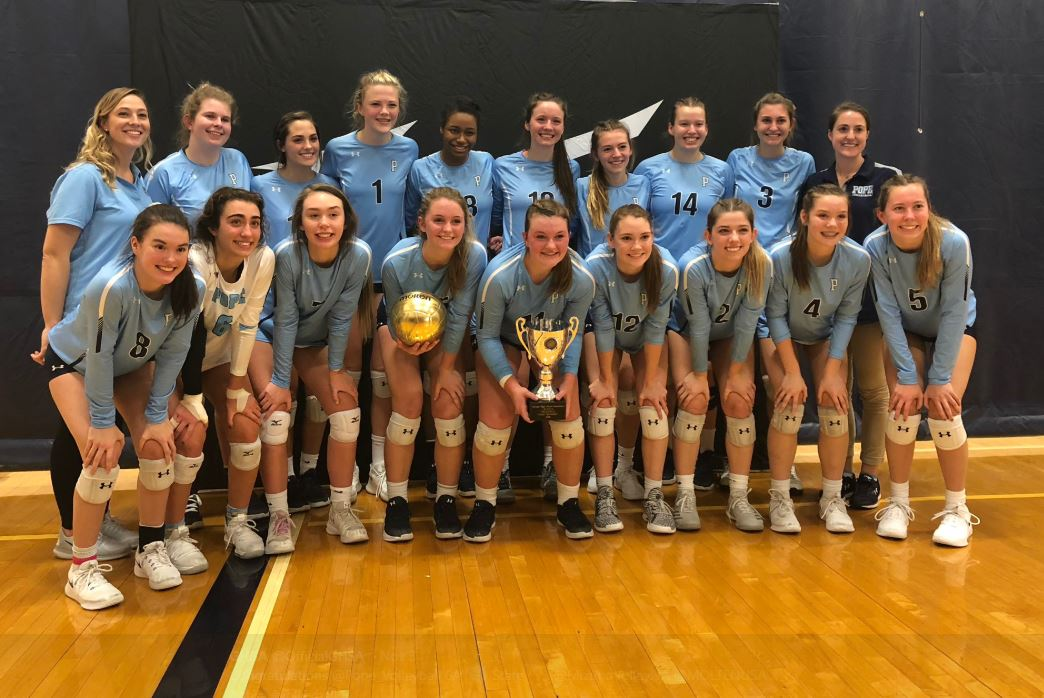 Volleyball-STATE CHAMPS