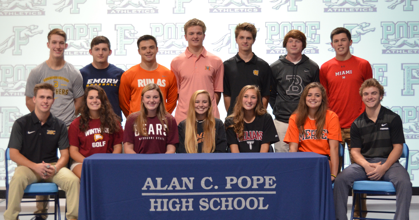 Pope Signs 14 During Early Fall Period