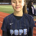 Girls Junior Varsity Soccer beats Cambridge 5 – 0