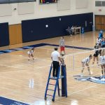 Volleyball-Early Season Action