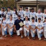 Pope Softball wins 3rd consecutive region championship; finishes regular season 22-4