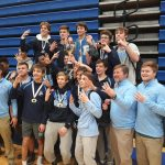 Boys Varsity Wrestling finishes 1st place at Cobb County
