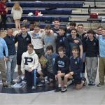 Boys Varsity Wrestling finishes 1st place against Hillgrove and North Cobb Duals