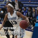 Cheyenne Holloman Honored
