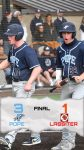 Pope Greyhounds Varsity Clinches Lead In Sixth Inning To Defeat Lassiter Trojans Varsity