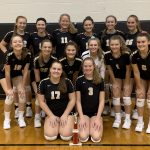 Girls Varsity Volleyball Brings Home Harrison Tourney Hardware