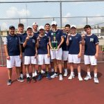 Reitz Boys Tennis wins New Castle Invitational
