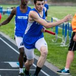 Potters Track vs Beaver Local, Lisbon and Wellsville 5-8-18