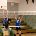 Potters 8th grade Volleyball defeats Brooke