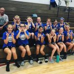 EL Seventh Grade Lady Potters Top Linsly