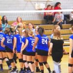 Girls 8th Grade Volleyball vs Oak Glen 2 – #
