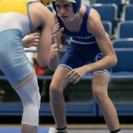 Potters Wrestlers host Rival Oak Glen 12-13-18