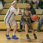MS Boys play host to Oak Glen