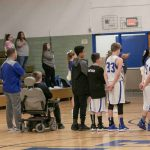 7th Grade Boys advance to BMC Final