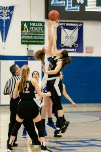 Lady Potters come up short vs Linsley 2-7-19