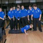 Potters Bowlers Senior Night vs Wellsville 2-13-19