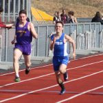 Track travels to Ward Invitational thanks to Bill Smith 4-6-19