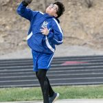 Potters MS Track vs Steubenville Catholic Central  4-10-19