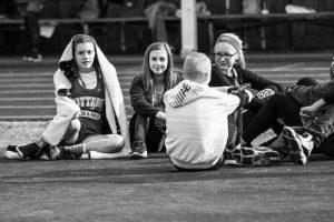 Potters MS Track vs Steubenville Catholic Central  4-10-19