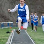 Potters Track hosts Tri-Meet 4-11-19