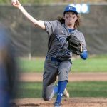 Potters Baseball hosts Weirton Madonna 4-16-19