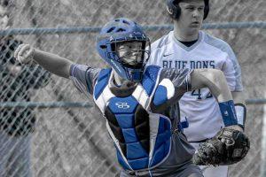 Potters Baseball hosts Weirton Madonna 4-16-19