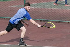 Potters Tennis defeat United 4-16-19