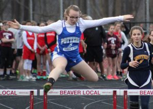 MS Track @ Beaver Local Invitational by Bill Smith