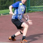 Tennis defeats Salem 4-24-19
