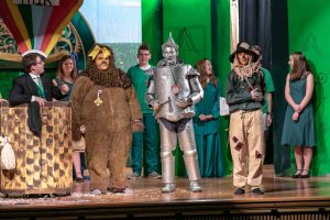 Athletes on Stage – Performing Wizard of Oz 4-26-19