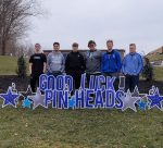 Potter Pinheads get send off to State Tournament