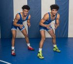 GOOD LUCK to Howard and Eric Williams this weekend at the Ohio State Wrestling Tournament.