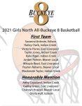 Lady Potters earn 3 spots on Buckeye 8 Team