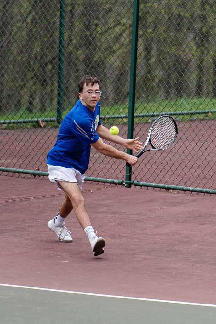Potters Tennis vs Dover 4-8-21
