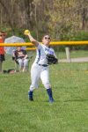 Lady Potters, Tigers split doubleheader