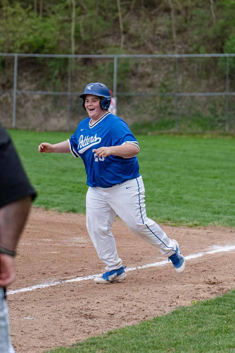 Baseball vs Beaver Local 4-14-21