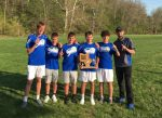 Congratulations to the ELHS Boys Tennis Team  2021 Ohio Valley Athletic Conference 1A-4A Champions!