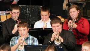 Winter 2015 Concert – Band