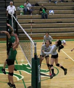 Varsity Volleyball @ Pine City – Oct 3