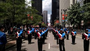 Chicago Marching Band Trip