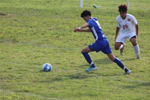 Boys Soccer vs Duval HS
