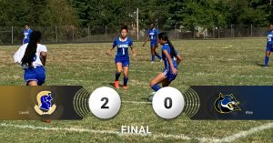 Girls soccer vs Wise HS 9/12/2019