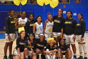 Girls Basketball vs. Wise 2/18/2020