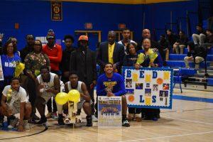 Boys Basketball vs High Point 2/20/2020