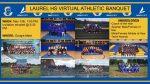 Laurel Spartans Virtual Athletic Banquet 2020