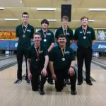 Boys Varsity Bowling finishes 3rd place at FMBC 'Open' Invitational Tournament