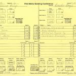 Boys Varsity Bowling beats Beecher 30 – 0