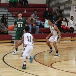 Boys Varsity Basketball falls to Saginaw Arts & Sciences Academy 49 – 29