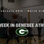 This Week In Genesee Athletics (Feb. 25th – March 3rd)